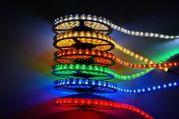 светодиодная лента - разные цвета - в наличии - от 900 тг Шахтинск