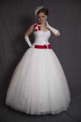 свадебные платья модницам